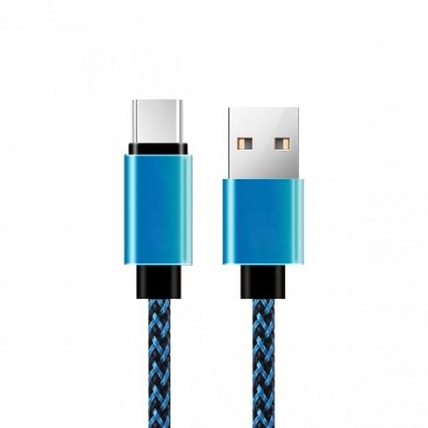 USB kabelis USB-USB C 1m Atrax