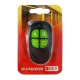 Universalus pultelis vartų automatikai Superior Key Simple 4