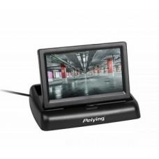 Monitorius LCD Peiying 4,3
