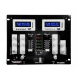 Mikšerinis pultas Voice Kraft VK-2060BT 2060-MIX su USB
