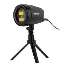 Lauko lazerinis projektorius LED Vipow