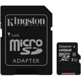 Atminties kortelė 128GB microSD klasė 10 (U1)
