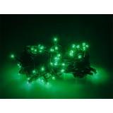 Lemputės kalėdų eglutei LED green 200vnt 16m