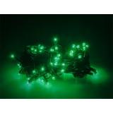 Lemputės kalėdų eglutei LED green 300vnt 24m