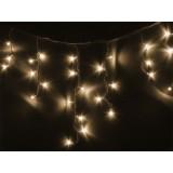 Lemputės kalėdų eglutei LED white 96vnt 3,8m
