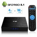Išmanusis TV priedėlis TV box T9 RK3328 4G 32G