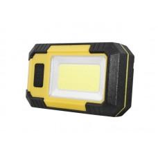 Nešiojamas pakraunamas LED žibintuvėlis 10W
