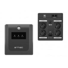 Nepertraukiamas maitinimo šaltinis (UPS) 1000W Armac Home 1000E LED