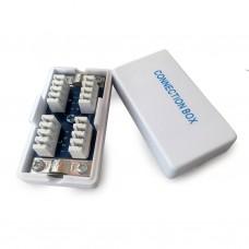 Internetinio kabelio sujungimo dėžutė CAT6 Connbox
