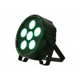 LED Prožektorius QTX PAR180 6x30W RGB COB