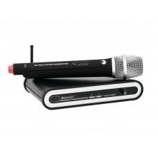 Bevielis mikrofonas Omintronic UHF-201