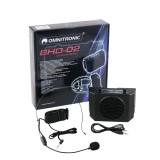 Kolonėlė su mikrofonu Omnitronic BHD-02 Waistband amplifier