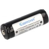 Akumuliatorius 17500 3.7V 1200mAh Li-Ion