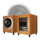 """Žemų dažnių kolonėlė su stiprintuvu 10"""" (25 cm) 120W 50Hz - 150Hz 7820-SCH Voice Kraft"""