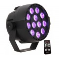 Šviesos efektas 12x3W RGB Ibiza Light PAR-MINI-RGB3