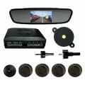 Parkavimo sistema Car parking sensor ATS VK-041