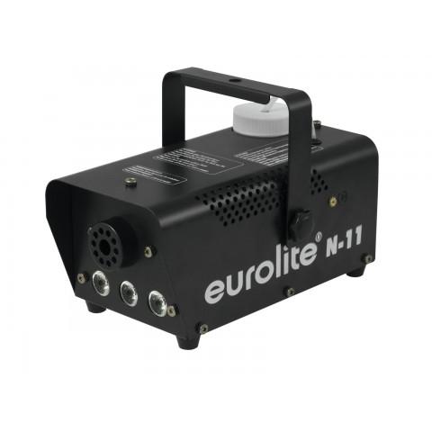 Dūmų mašina Eurolite N-11 LED Hybrid amber Fog machine