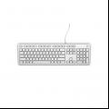 Klaviatūra Keyboard Dell KB216 balta
