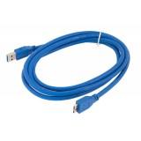 Laidas USB3.0-USB3.0 micro (K-K) 1,8m