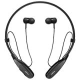 Bevielės ausinės - laisvų rankų įranga Jabra Halo Fusion black