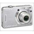 Zoom Sony CyberShot DSC-W55 (orginal)