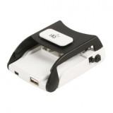 Universalus įkroviklis fotoaparatų ir video kamerų barerijoms  3,6-3,7V
