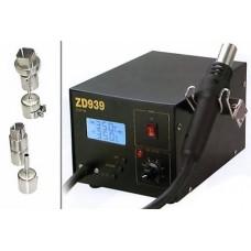 Litavimo stotelė karšto oro ZD939L 220V 500°C