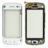 LCD Nokia N97 touch screen (HQ) white