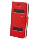 Dėklas Smart iPhone 4/4S raudonas