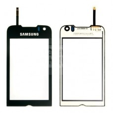Touch screen Samsung S8000 black originalas