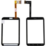 Touch screen HTC Wildfire S black originalas