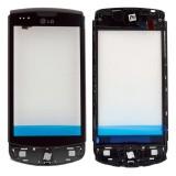 LCD LG E900 touch screen su rėmu (original)