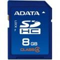 Atminties kortelė 8GB SD Adata klasė 4