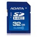 Atminties kortelė 32GB SDHC Adata klasė 10