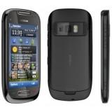 Korpusas Nokia C7 black HQ