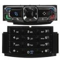 Klaviatūra Nokia N95 8GB black HQ