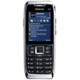 Korpusas Nokia E51 silver HQ