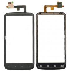 Touch screen HTC Sensation/ Sensation XE black originalas