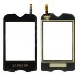 Touch screen Samsung S3370 black HQ