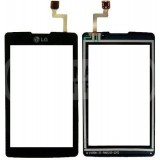 Touch screen LG KP500 black HQ