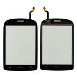 Touch screen Huawei U8110 without frame black originalas