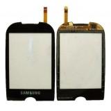 Touch screen Samsung S3650 black originalas