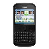 Korpusas Nokia E5 black HQ