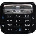 Klaviatūra Nokia N73 black HQ