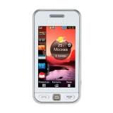Korpusas Samsung S5230 white HQ
