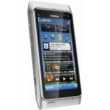 Korpusas Nokia N8 silver HQ