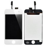 LCD+Touch screen iPod 4G white HQ
