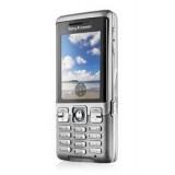 Korpusas Sony Ericsson C702 silver HQ