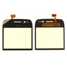 Touch screen Nokia E6 black originalas