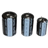 Elektrolitinis kondensatorius 100uFx400V LSV 22x30
